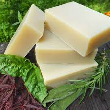 shampoo bar herb garden chagrin valley soap and salve