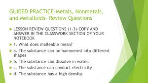 science daily tasks week of through ppt download