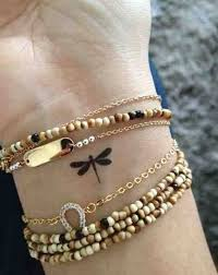 ever cute tiny dragonfly wrist tattoos for girls pick your pic