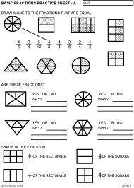 100 best fractions images on pinterest math fractions