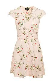 topshop dress floral tea dress dresses clothing floral tea dress dresses