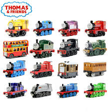Thomas And Friends Decorations For Bedroom by New One Piece Diecast Metal Thomas And Friends Train Megnetic
