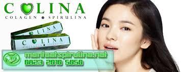 Jual Masker Mata Collagen Di Surabaya agen jual masker spirulina colina di surabaya 0823 2010 5050