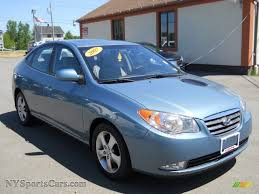 hyundai elantra baby blue 2007 hyundai elantra se sedan in seattle light blue photo 18