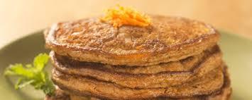 gluten free carrot cake pancakes now foods