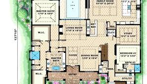 house plans with a pool house plans with pools house plan with indoor pool modern house