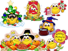 Thanksgiving Emoticons Free Smileys And Emoticons Software