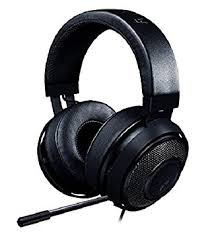amazon com playstation 4 black amazon com razer kraken pro v2 noise isolating analog black