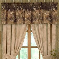 Cabin Style Lodge Style Window Treatments Dragon Fly