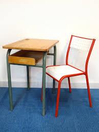 bureau pupitre adulte bureau d écolier et sa chaise brocnshop