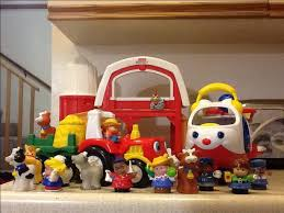 Fisher Price Little People Barn Set Fisher Price Little People Barn Airplane And Farm Tractor Saanich