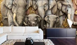 wallpaper or paint for walls