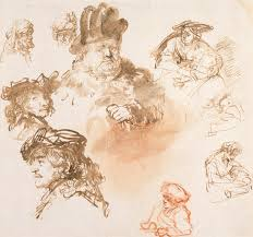art history news the encounter drawings from leonardo to rembrandt
