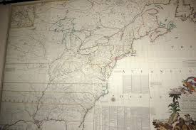 Map Of The 13 Colonies Duane And Louise U0027s Travels Historic Jamestown And Williamsburg