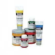 professional soft body acrylic paint transparent mixing white 2 oz