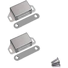 kitchen cabinet door magnets home depot wooch magnetic door catch 25lb high magnetic stainless steel heavy duty catch for kitchen bathroom cupboard wardrobe closet closures cabinet door