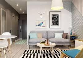 Wohnzimmer Modern Vintage Kleine Wohnung Modern Und Funktionell Einrichten Freshouse