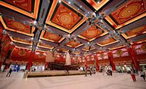ibn battuta mall floor plan architecture students exploration of sustainable design in heart of