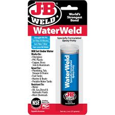 Home Depot Locations Houston Tx J B Weld Waterweld 8277 The Home Depot