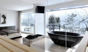 schlafzimmer mit bad freistehende badewanne schlafzimmer freistehende badewanne im