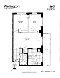 Toy Factory Lofts Floor Plans by Floor Plans For Battery Park U2013 Liberty Village