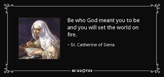 TOP 25 QUOTES BY ST CATHERINE OF SIENA of 106