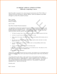 8 how to write an appeal letter for college letter template word