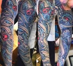 sleeve tattoo ideas for men tattoofanblog