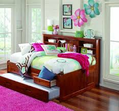 Wood Daybed With Pop Up Trundle Pop Up Trundle Bed For Kids Kids Furniture Ideas