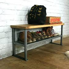 Small Bench With Storage Diy Entryway Shoe Storage Bench Fixthisbuildthat Intended For Boot