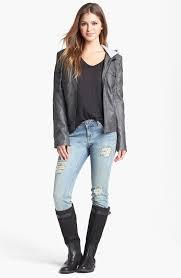 hooded motorcycle jacket vegan leather hooded motorcycle jacket xeuee
