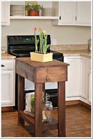 how to make a small kitchen island best 25 small kitchen islands ideas on pinterest small kitchen how