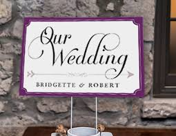 wedding plaques personalized custom wedding signs the knot shop