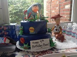 simply decorated gluten free vegan birthday cake with handmade