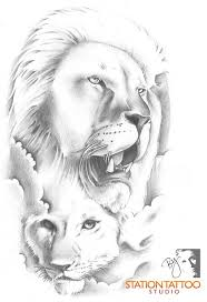 the 25 best lion and lioness tattoo ideas on pinterest lion