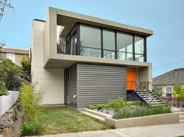 small modern house with dogleg plan idea home improvement pics