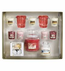 boots has slashed the price of yankee candle gift sets for