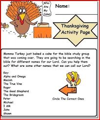 free thanksgiving sunday school crafts project edu hash