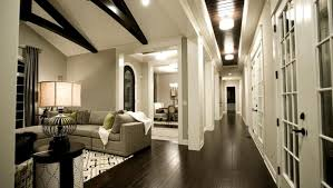 living room dark wood floors amazing modern living room remodel
