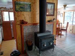 stone grey mosaic tile wood stove surround pebble tile shop