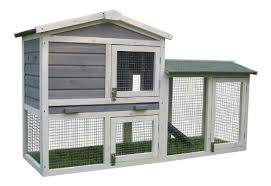Double Decker Rabbit Hutch Bunny Business The Grove Double Decker Rabbit Hutch And Run
