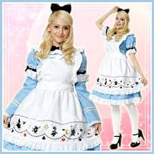 alice in wonderland deluxe theatrical quality costumes