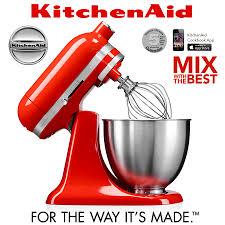 Mini Kitchen Aid Mixer by Kitchenaid Mini Stand Mixer 3 3 L Sauce Mix