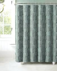 blue and grey shower curtains slate blue jacquard fabric shower
