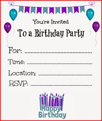 birthday invitation maker free unique birthday invitations maker image of birthday invitations
