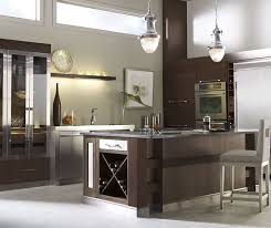 Master Brand Cabinets Inc by Tarin Slab Cabinet Doors Omega Cabinetry