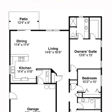 1500 square feet house plans 50 best bungalow house plans images on pinterest to 1500 sq ft
