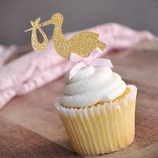 stork baby shower decorations stork baby girl shower confetti momma