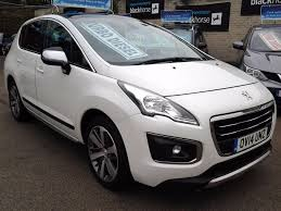auto peugeot second hand used peugeot 3008 cars for sale motors co uk