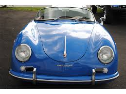 1957 replica kit replica porsche speedster